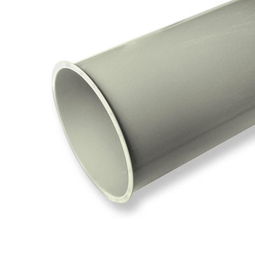 Straight Duct 2Mm Heavy 0.5 Metre
