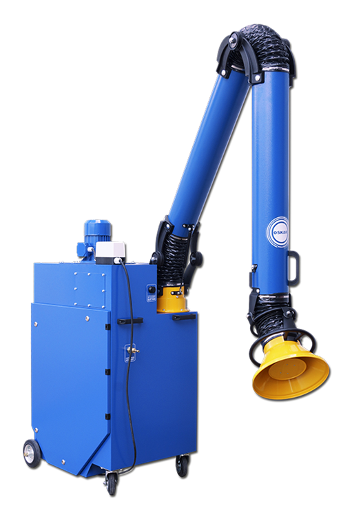 Mobile Fume Extractor Fume Extractor Nz Duct Flex